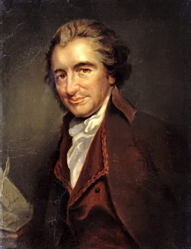 Thomas paine the father of the