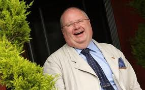 Eric Pickles prepares for war