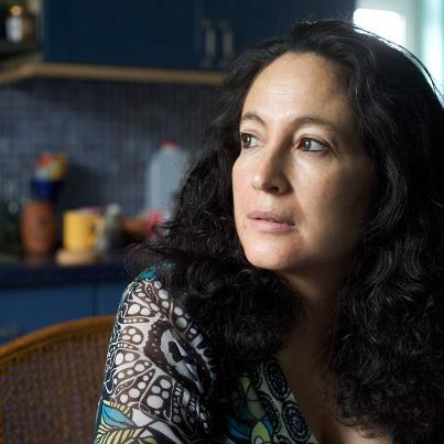 Filmmaker Ana Lucia Cuevas