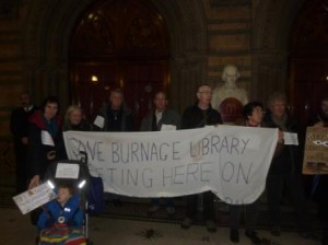 Save Burnage Library