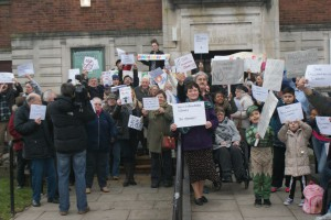 Save Fallowfield library 2